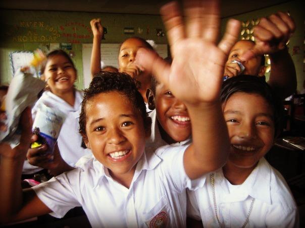 4th graders in Nicaragua!